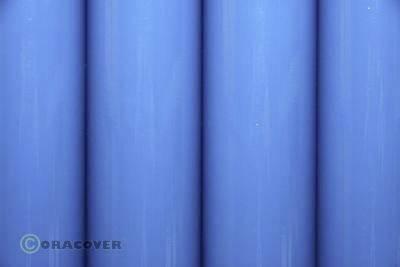 Žehlící fólie Oracover, 2 x 0.6 m, světle modrá