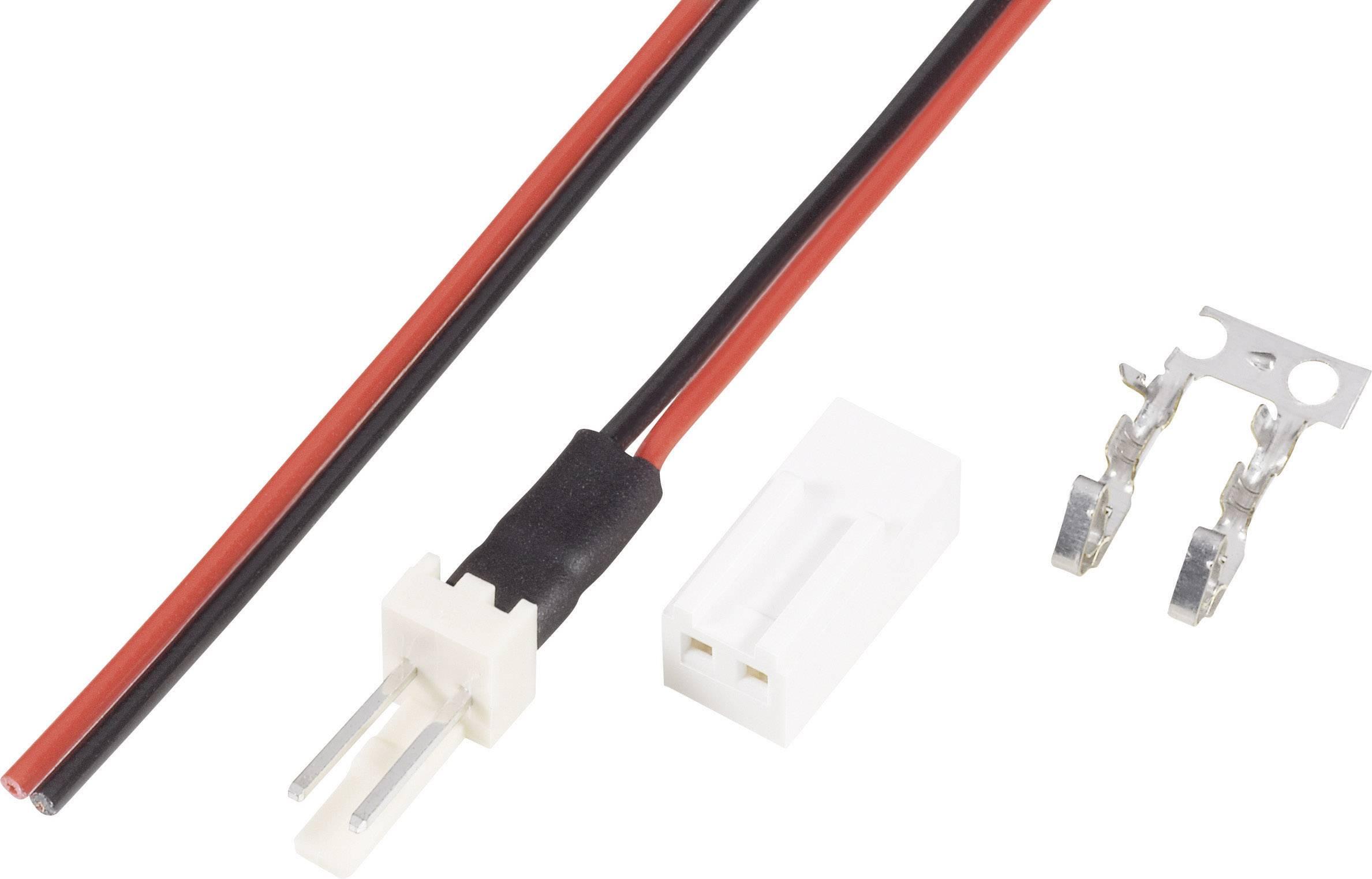 Kabel s 2-pólovým konektorem Modelcraft