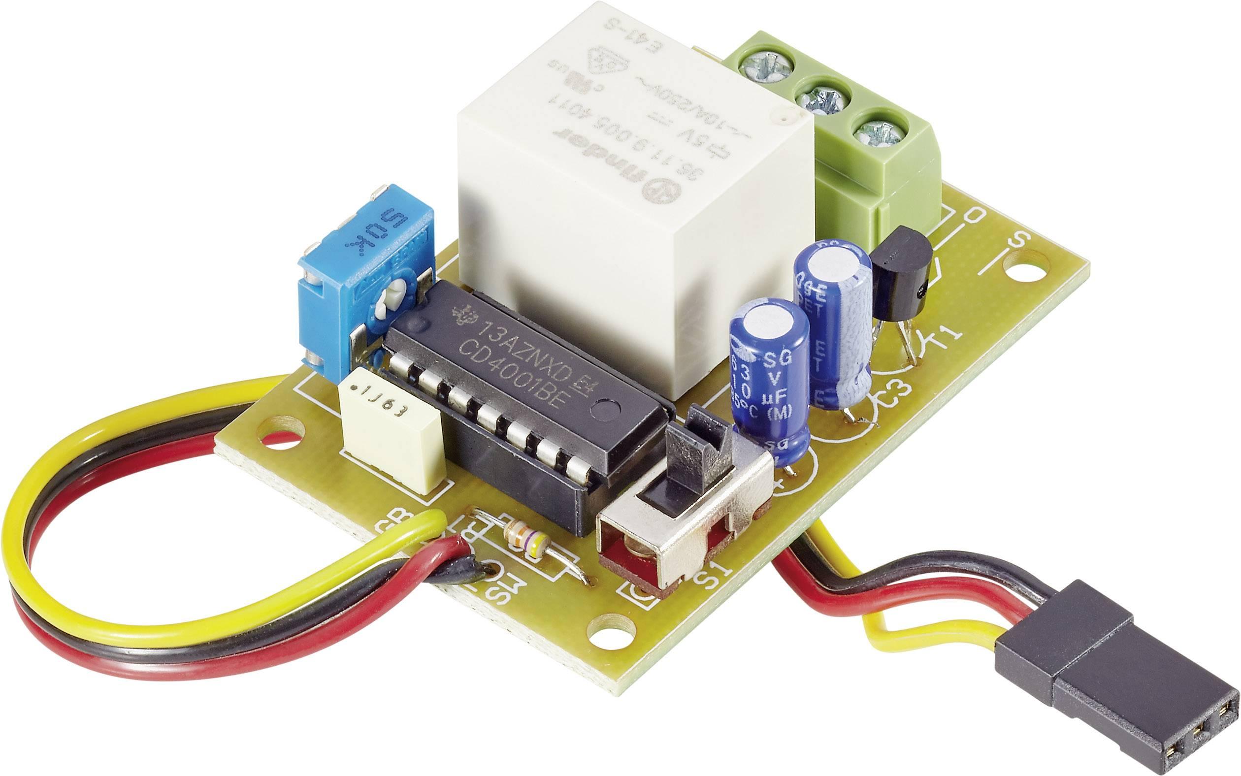 Elektronický prepínač okruhov 227389