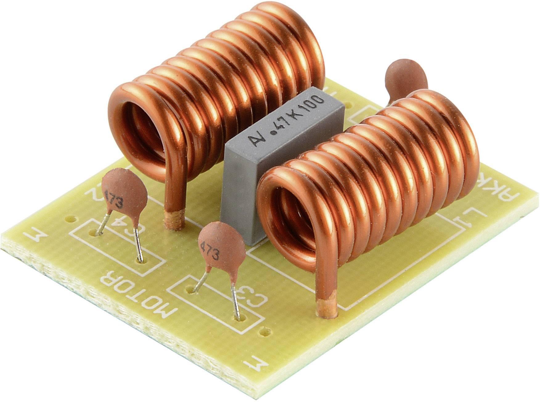 Odrušovací filtr pro elektromotory s kolektorem