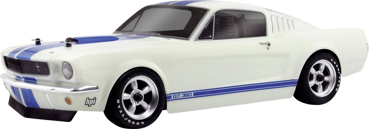 Ráfiky HPI Racing H3815 pre cestný model, 1:10, 2 ks, chróm (matný)