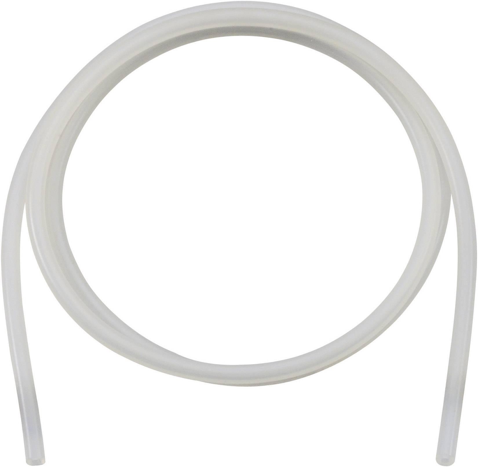 Silikonová palivová hadice Reely, Ø 2,4 mm, čirá