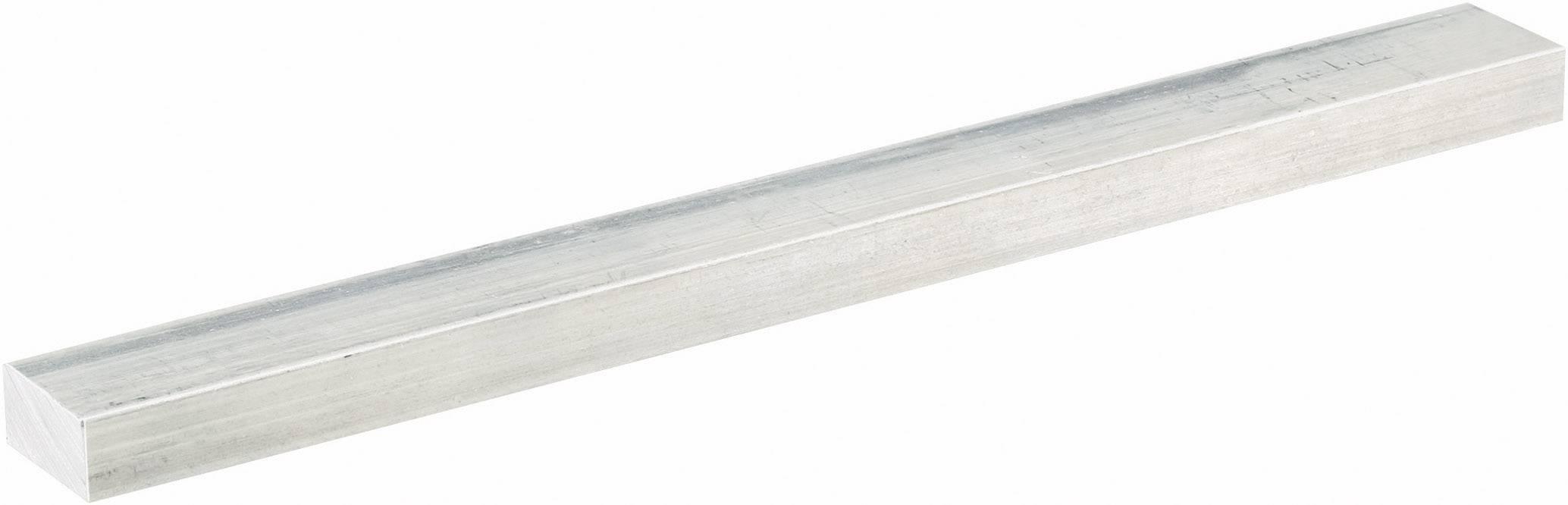 Plochý profil Reely 237286, (d x š x v) 200 x 40 x 10 mm, hliník
