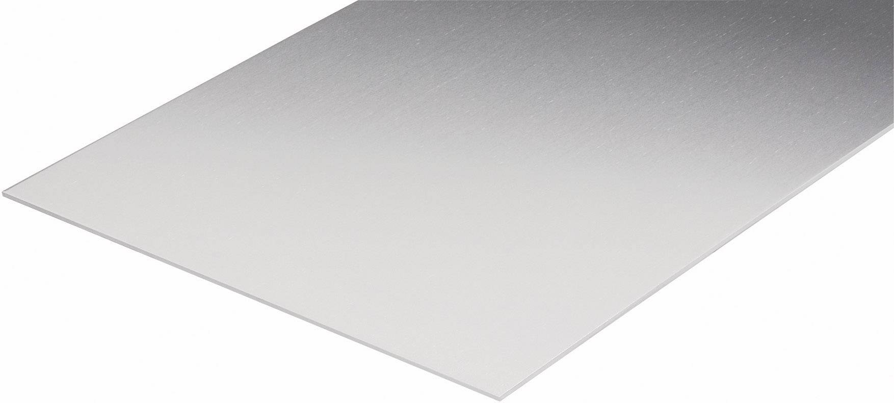 Hliníková deska Al-Mg 3 Modelcraft, 400 x 200 x 1 mm