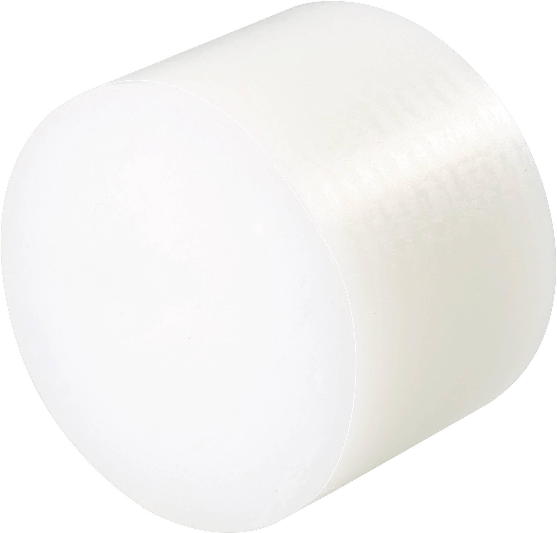 Tyčový profil, (Ø x d) 80 mm x 60 mm, polyamid