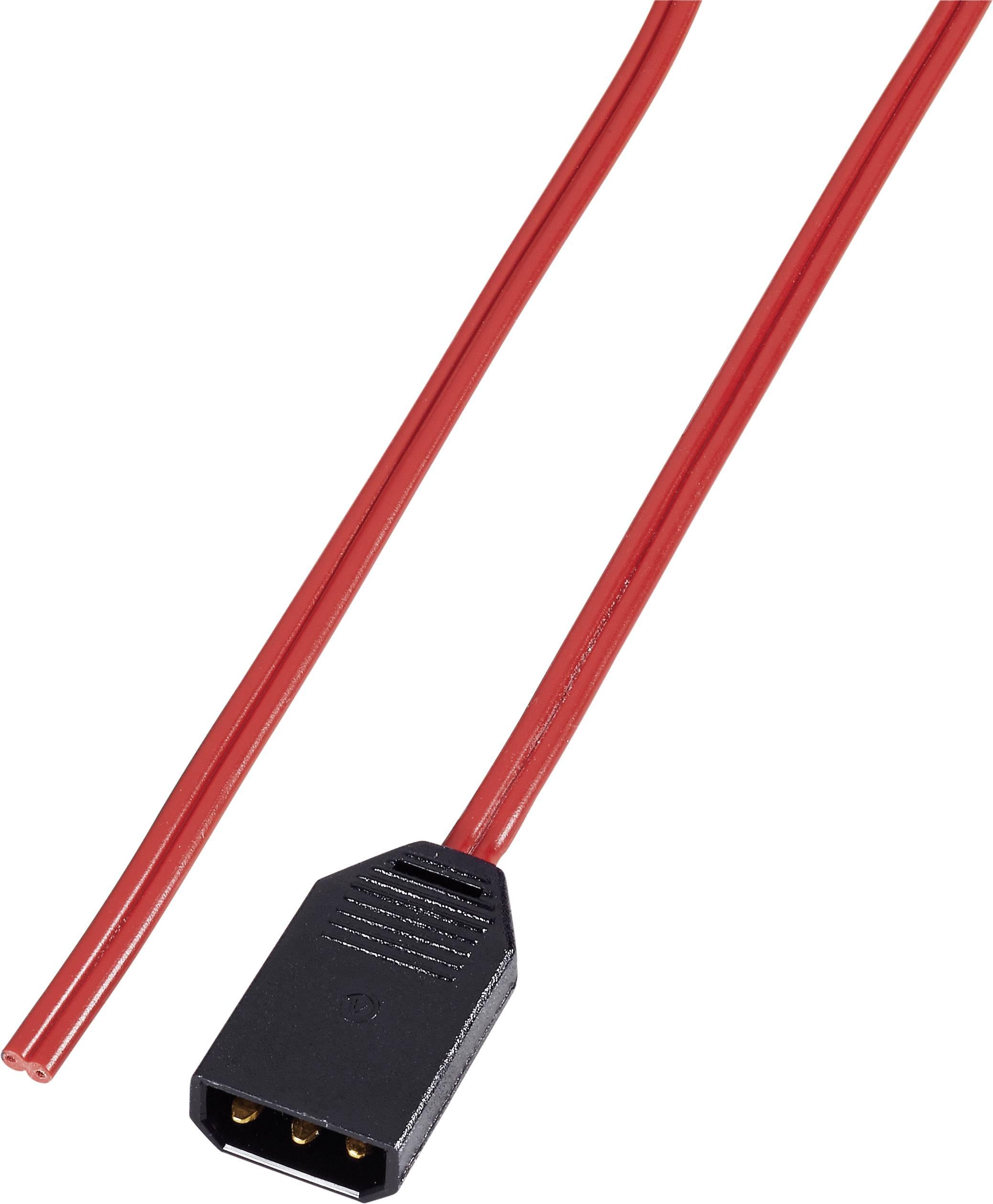 Napájecí kabel přijímače Modelcraft, MPX zástrčka, 0,14 mm²