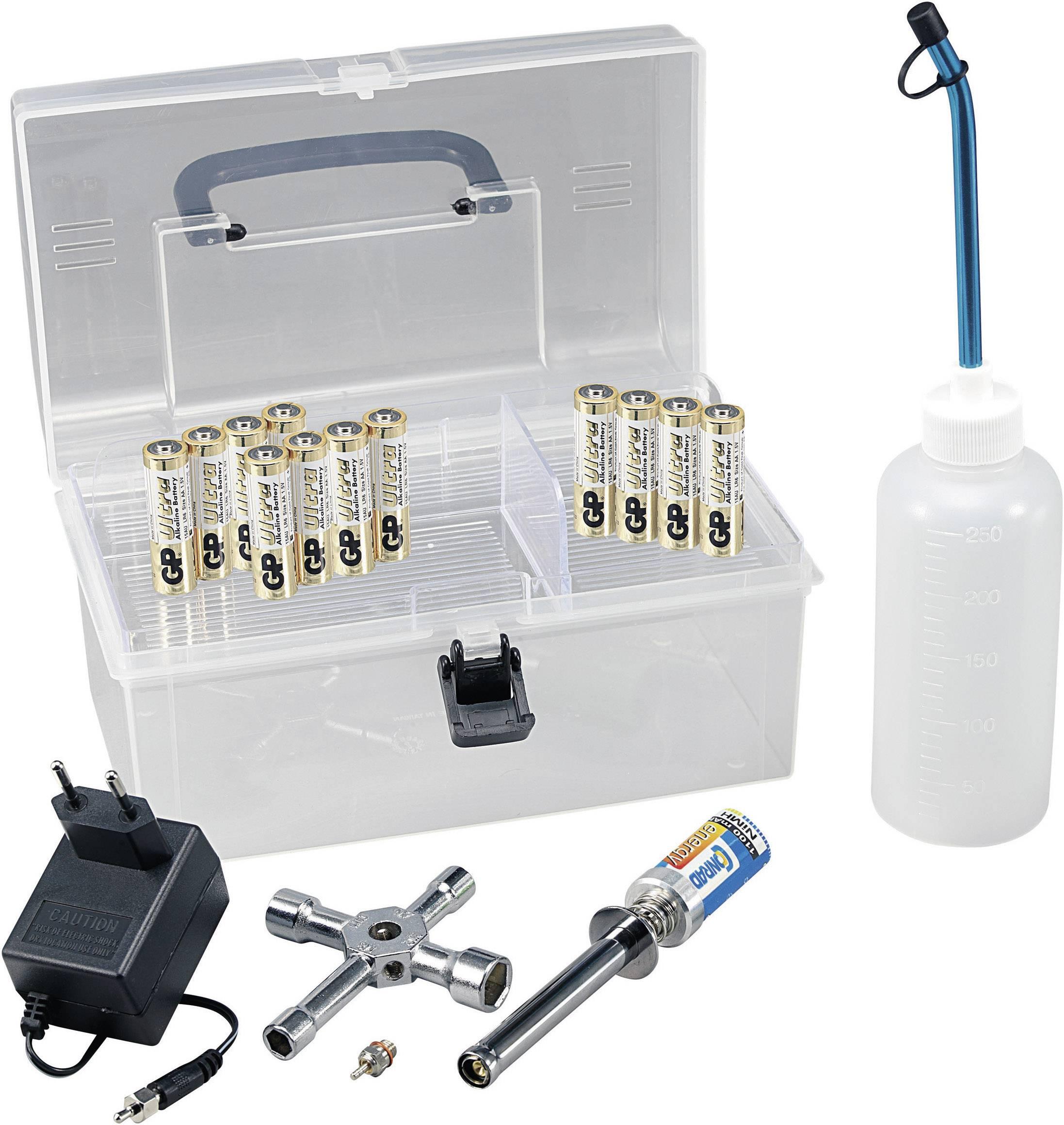 Souprava součástek pro benzínová auta Reely Nitrobox