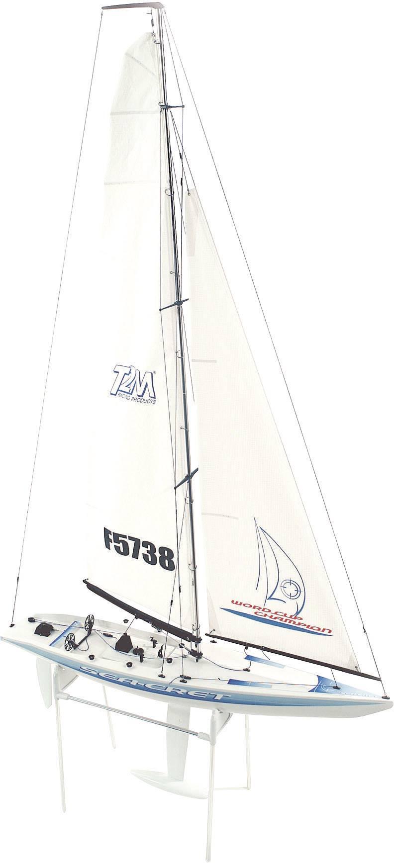 RC model plachetnice T2M Sea-Cret, 914 x 170 x 1850 mm, stavebnice