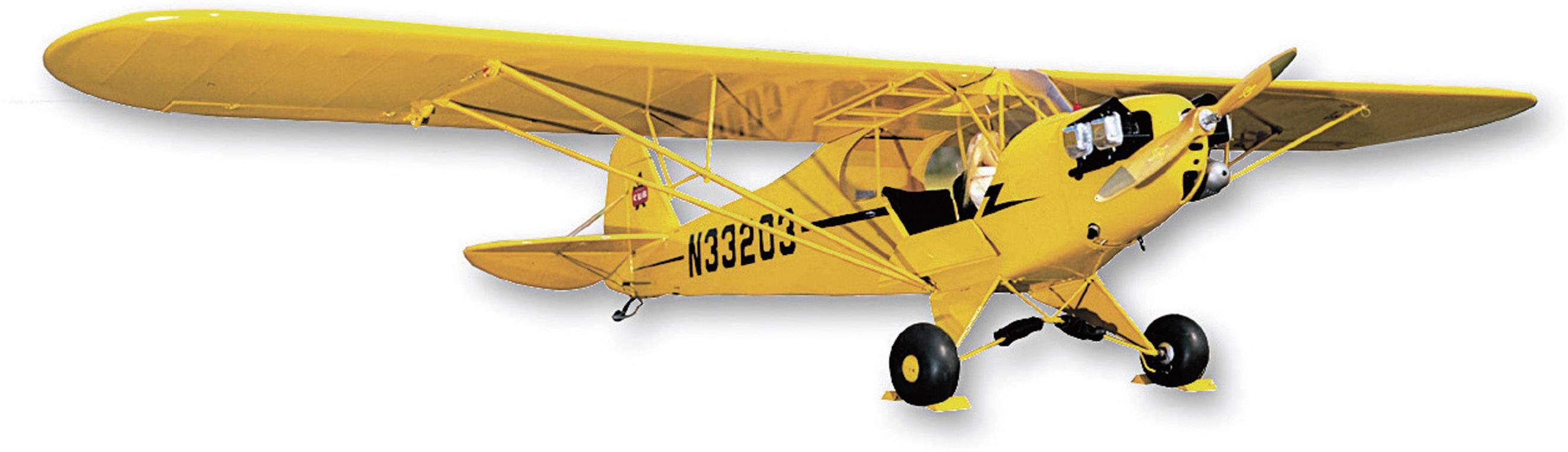 RC model motorového lietadla SIG Piper J-3 Cub SIGRC3, BS, rozpätie 1800 mm