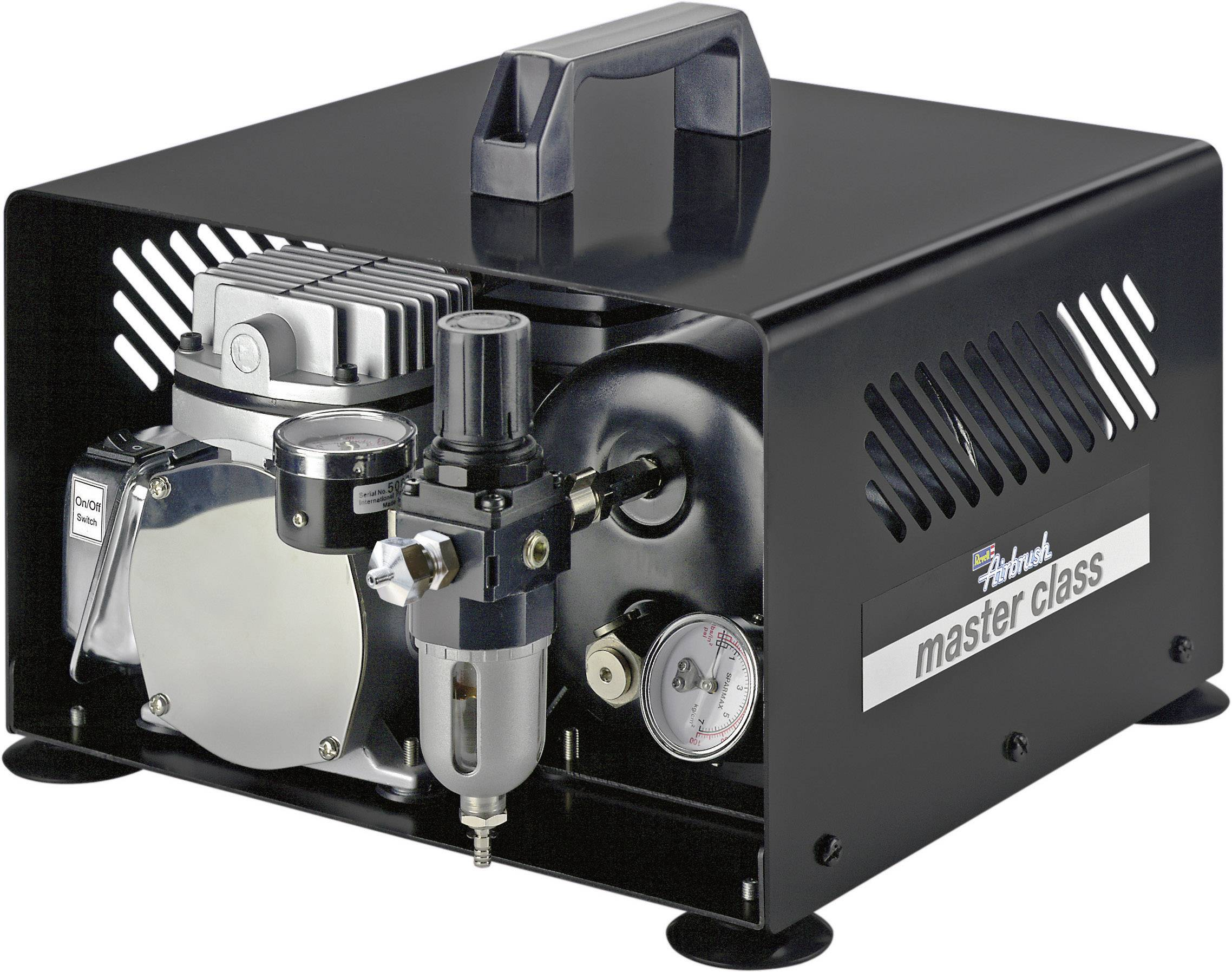 Airbrush kompresor Revell 39138, 5.5 bar, 32 l/min