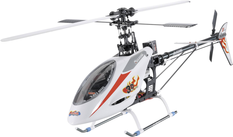 RC modely vrtuľníkov rady 450