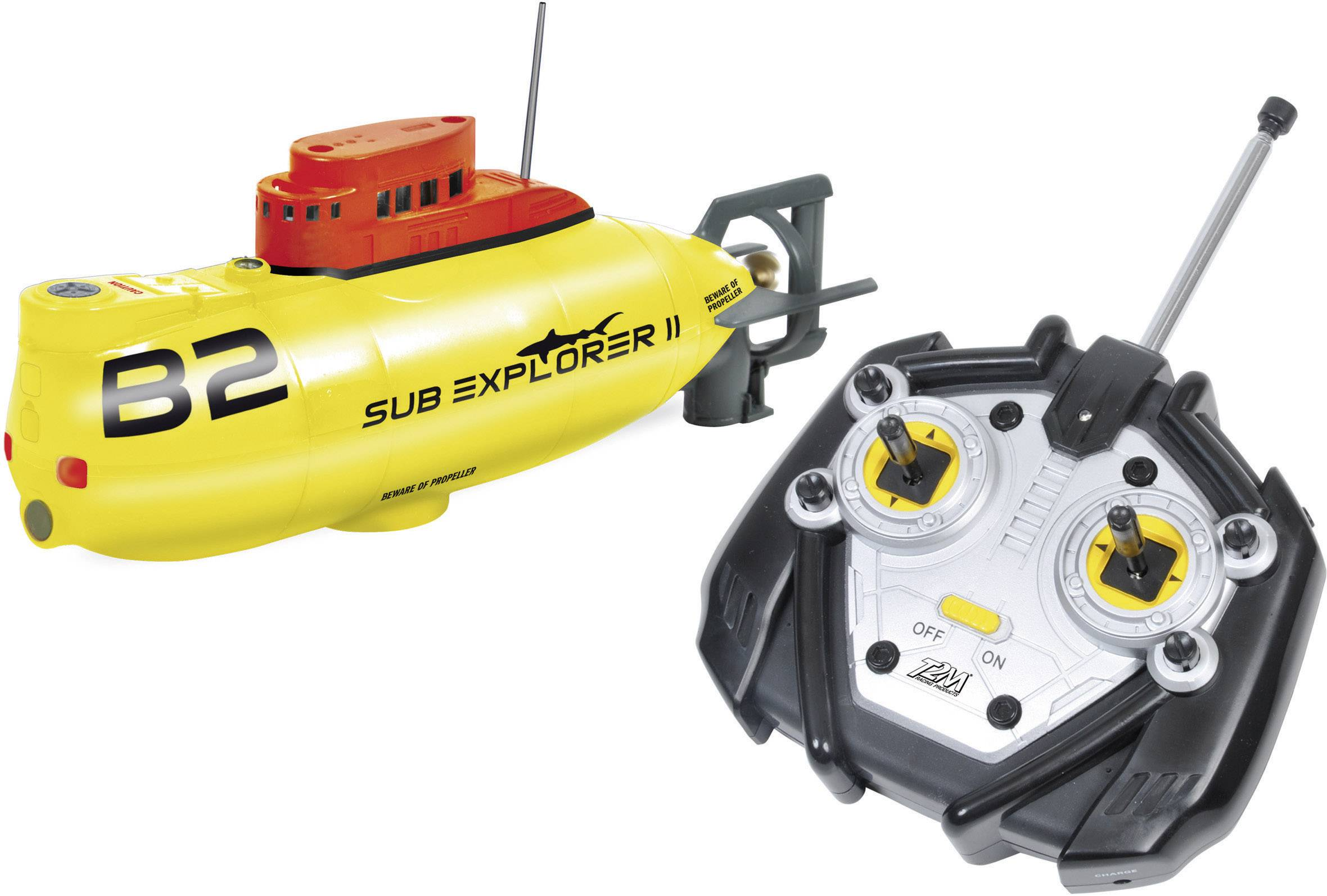 RC model ponorky T2M Sub Explorer II, 131 mm, RTN