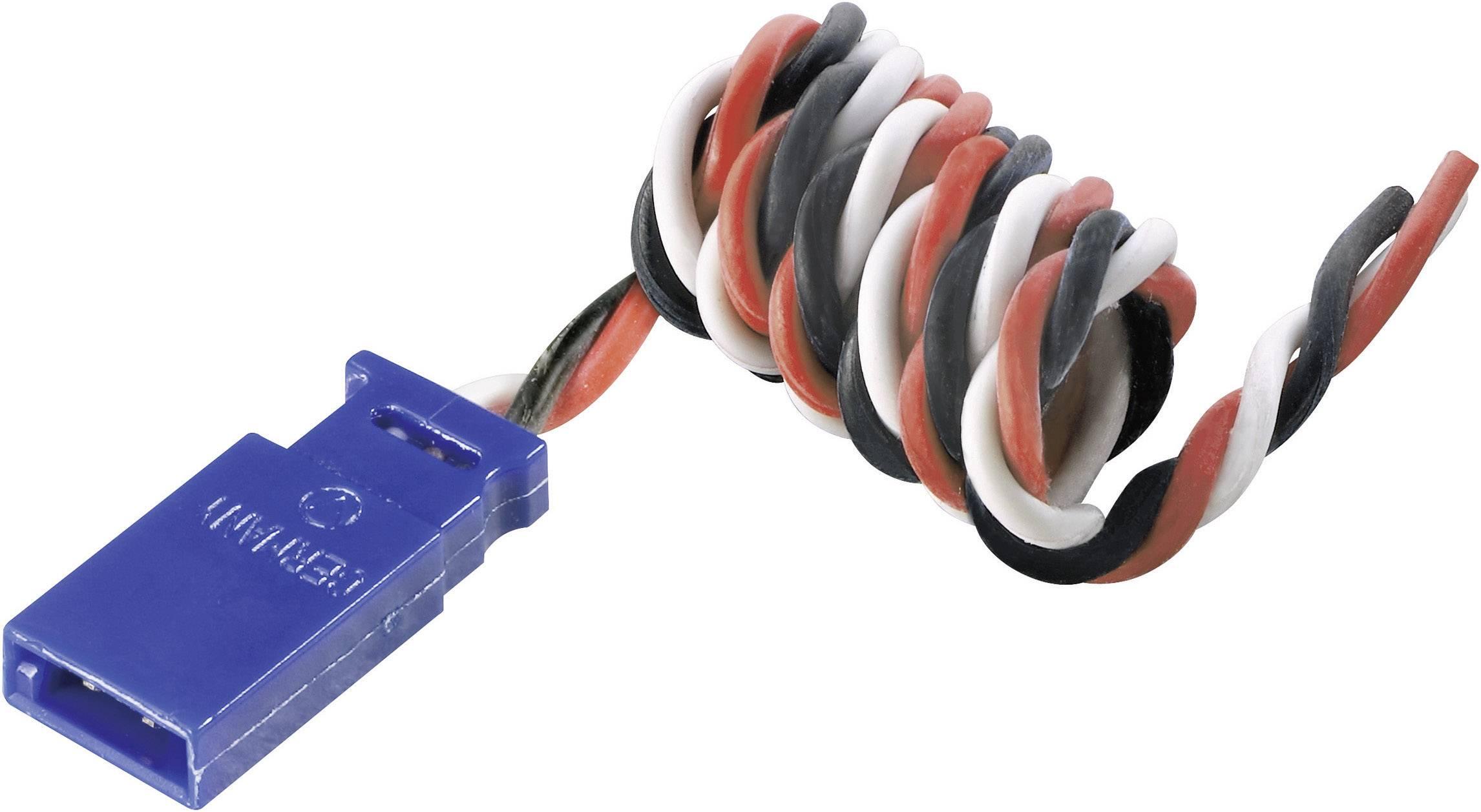 Prodlužovací kabel Modelcraft, konektor Futaba, 50 cm