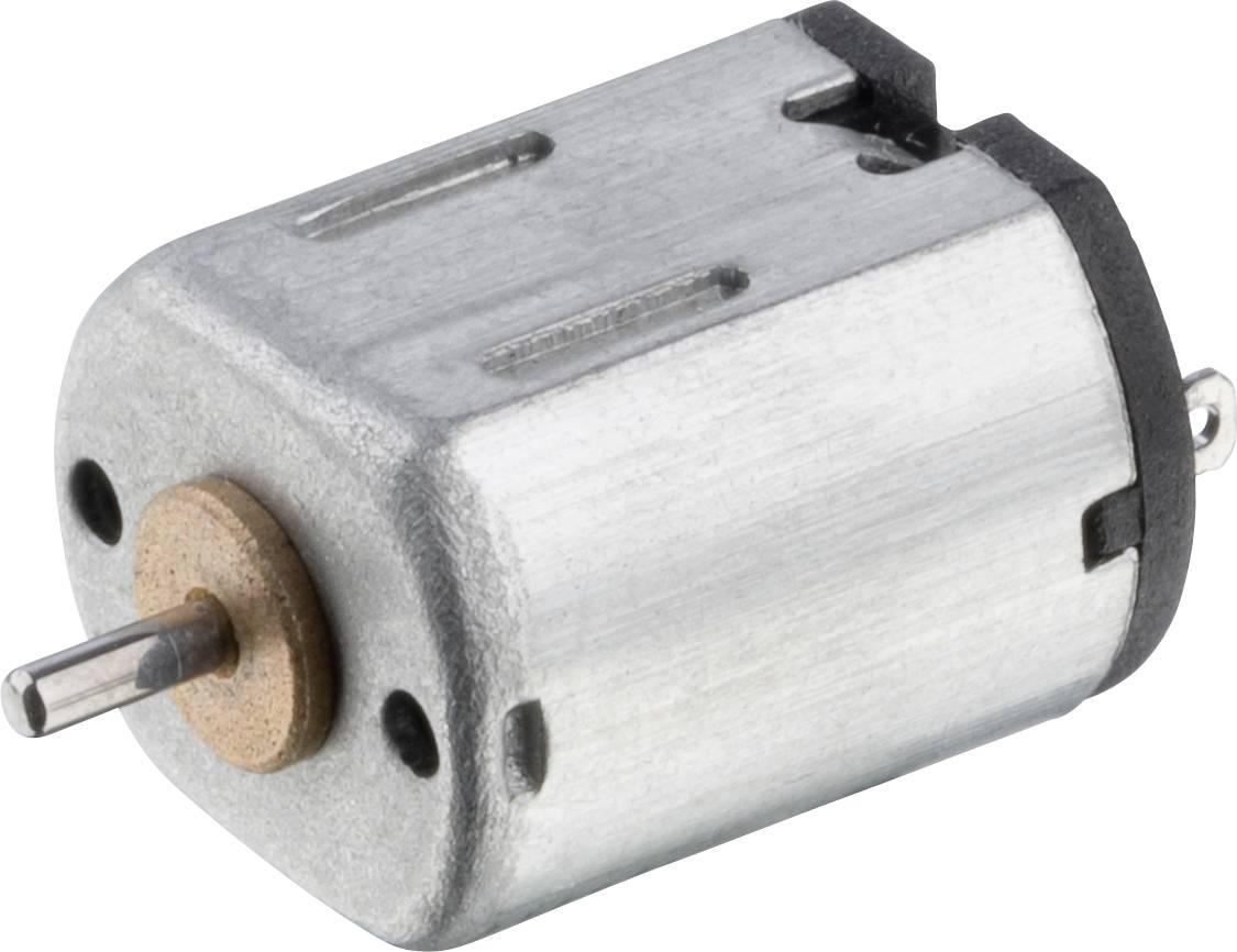 Mikro elektromotor Motraxx M10VA, 4,5 V, 17 500 ot./min.