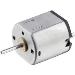 Mikro elektromotor Motraxx M10VA, 6 V, 18 100 ot./min.