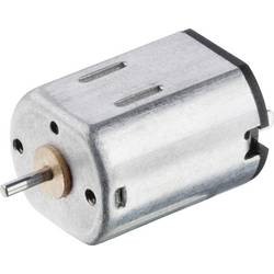 Mikro elektromotor Motraxx M20VA, 5 V, 14 600 ot./min.