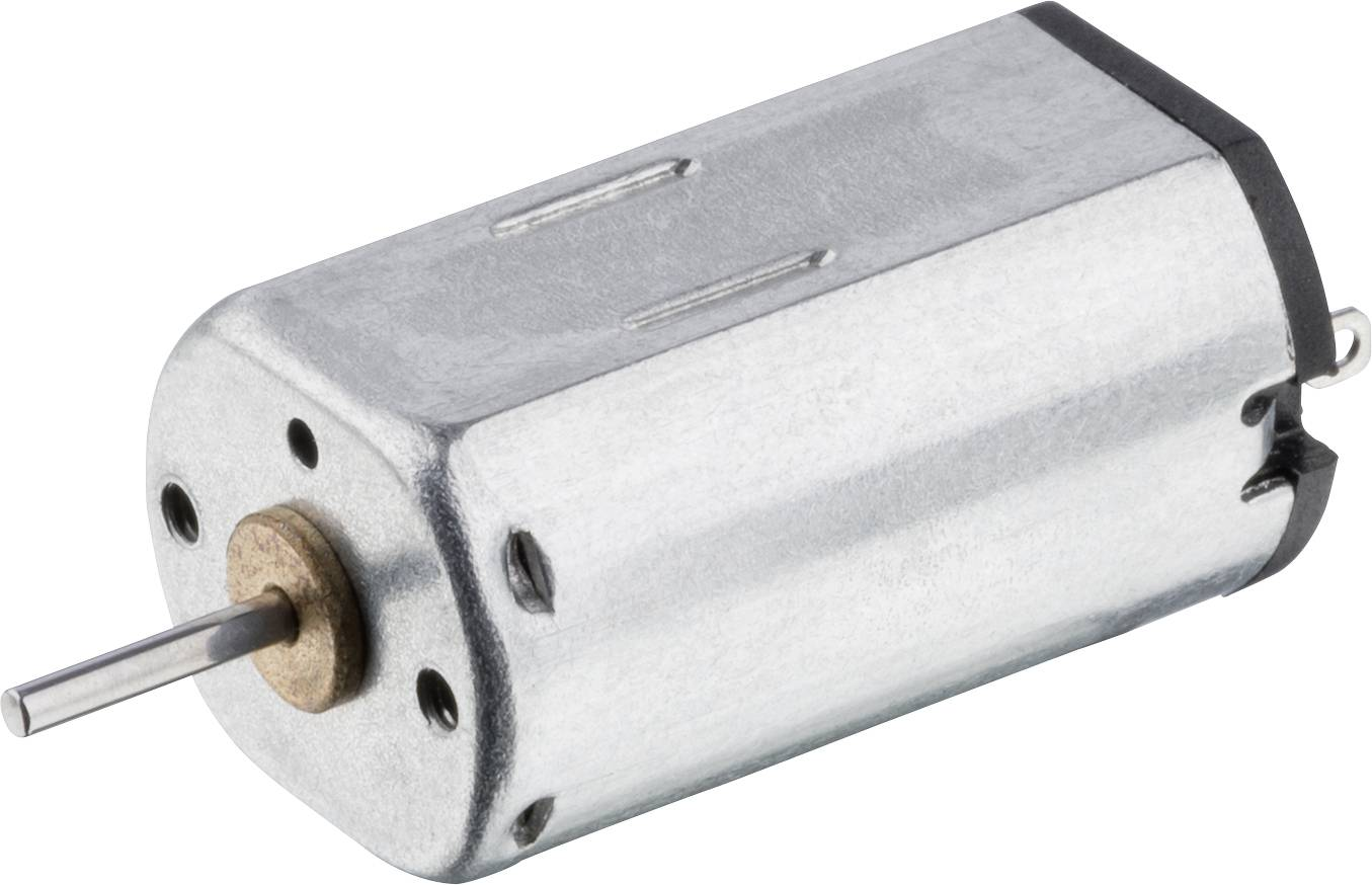 Mikro elektromotor Motraxx M30VA, 2,5 V, 5 200 ot./min.