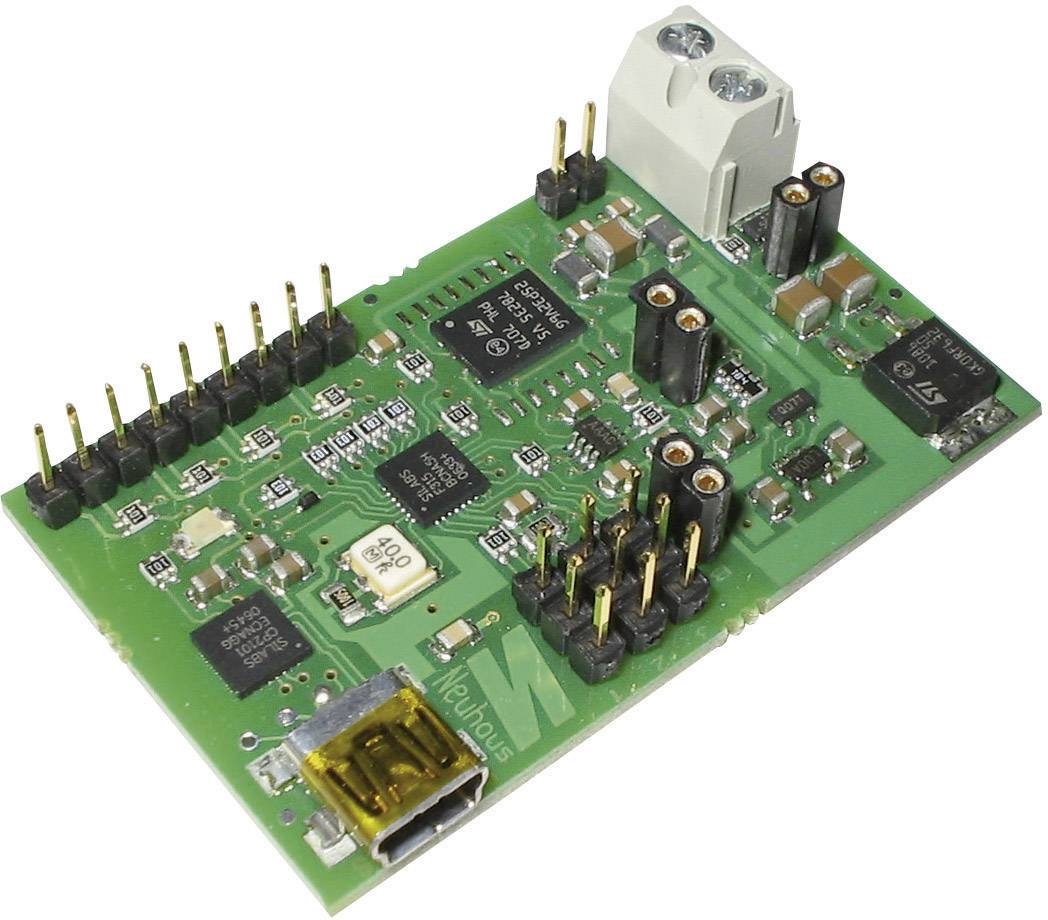 Digitálny audio modul Neuhaus 234219, 7 - 12 V
