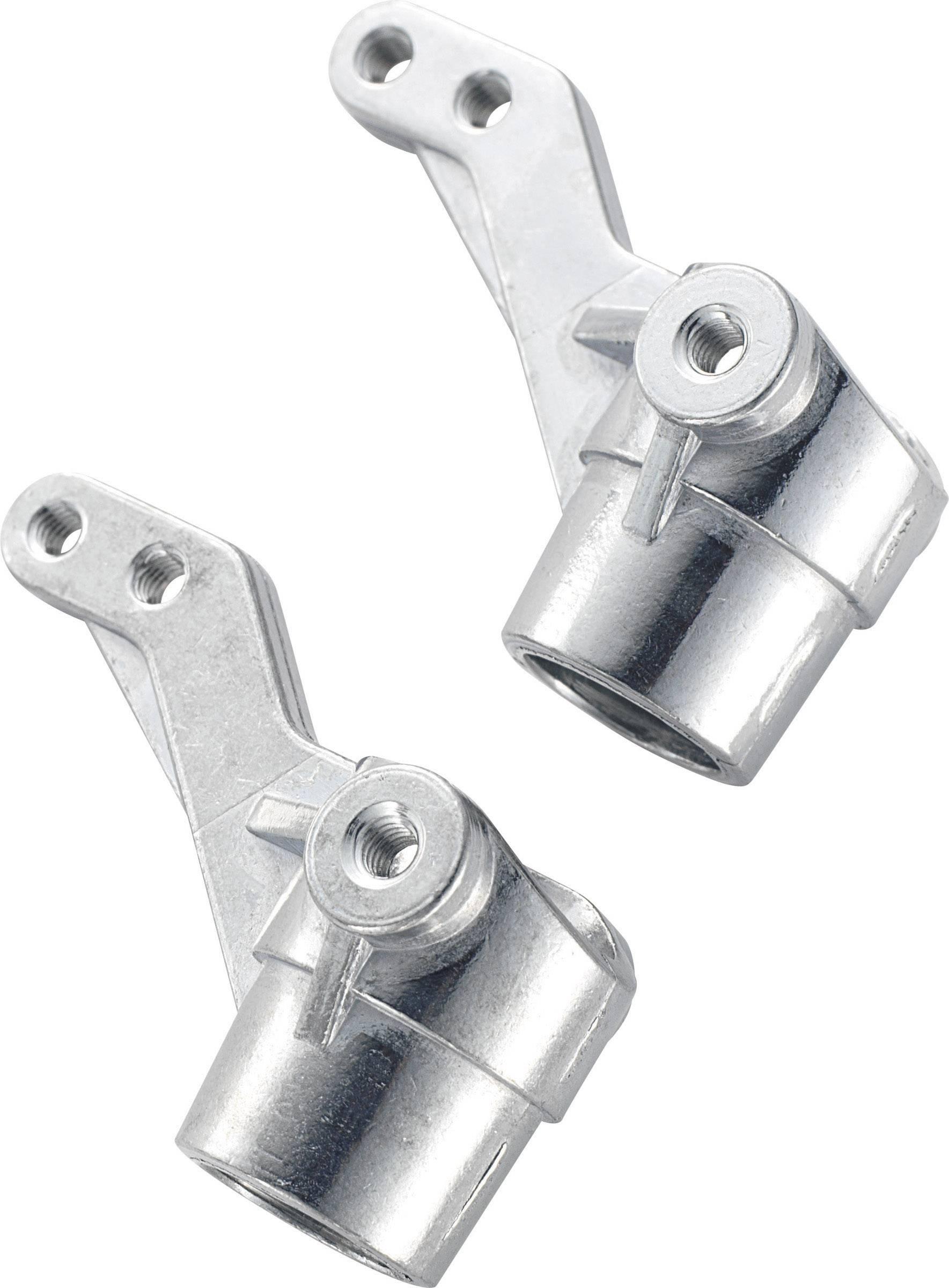 Hliníková těhlice předního kola Reely, 2 ks, 1:10 (VA134)