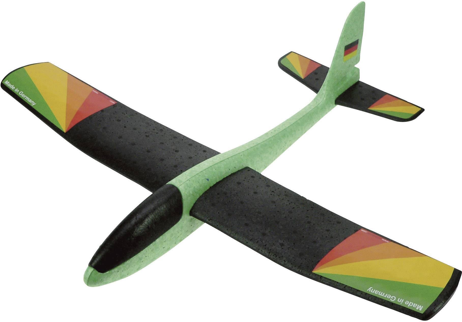 Hádzací model lietadla Powerglow Felix IQ F8060