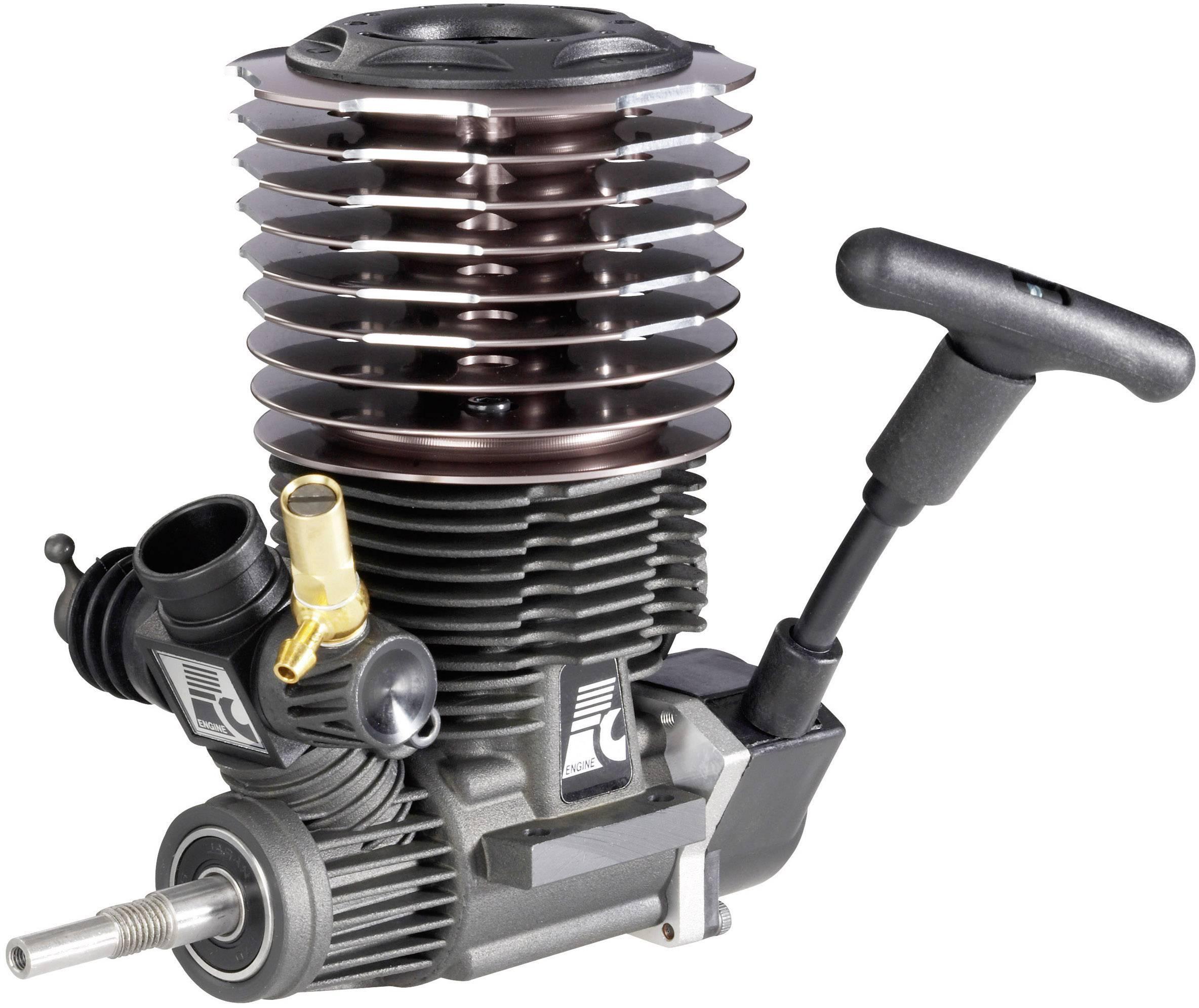 2-taktné auto-modelárske motory