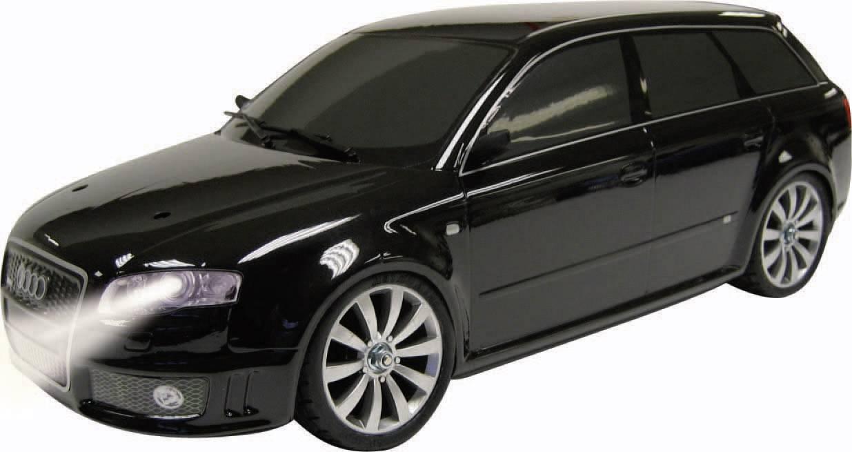 Karoséria Reely Audi RS4 237989 1:10, lakovaná a polepená, s otvormi pre svetlomety