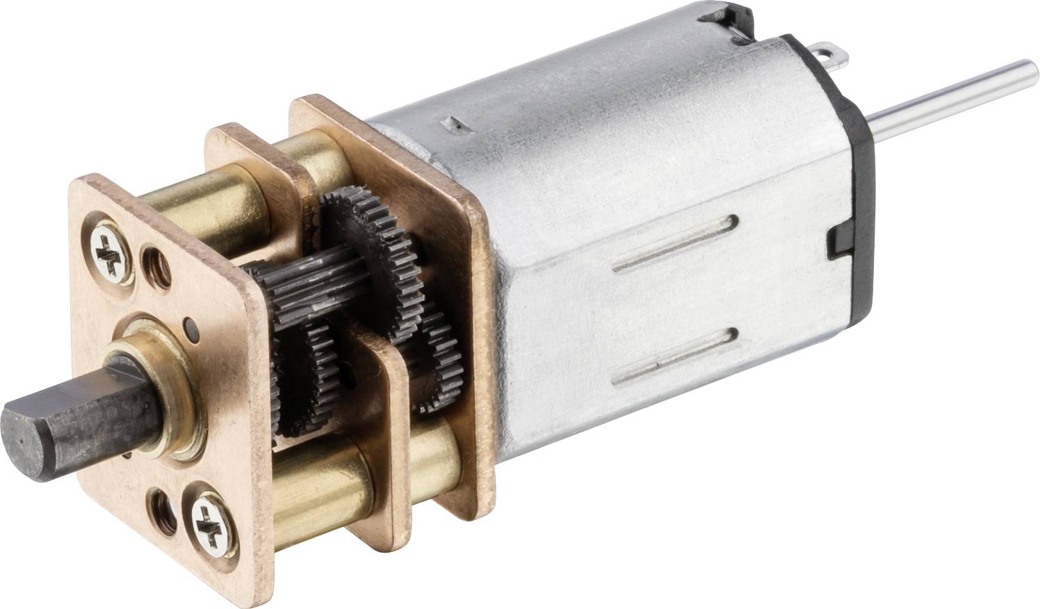 Prevodový motor Motraxx GM12F-N20VS, 1 V, 1:298