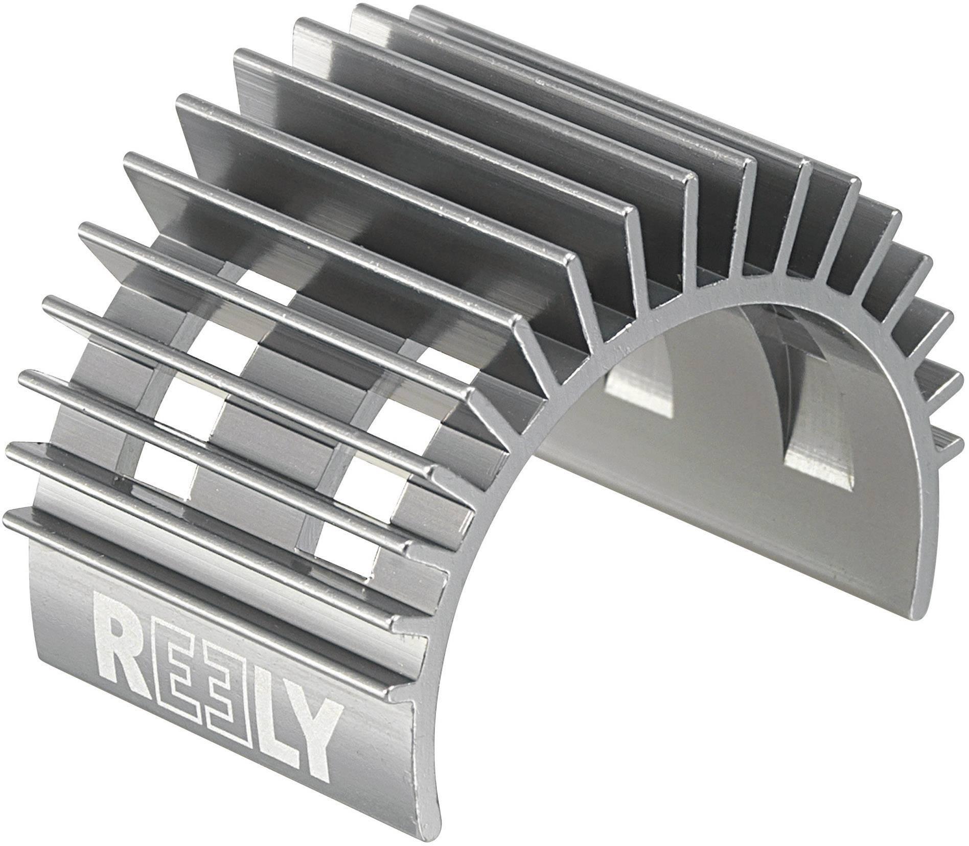 Hliníkový chladič Reely, titanová