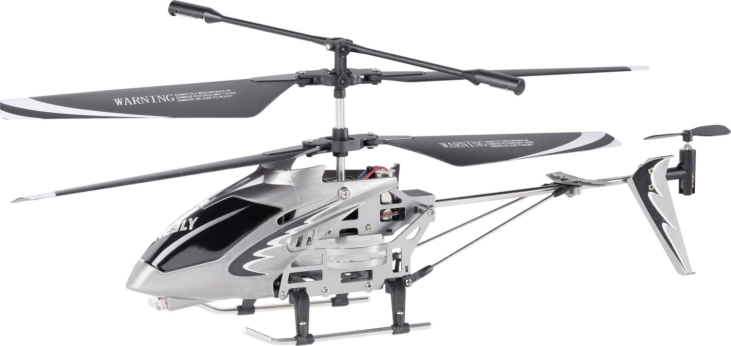 RC modely vrtuľníkov pre začiatočníkov