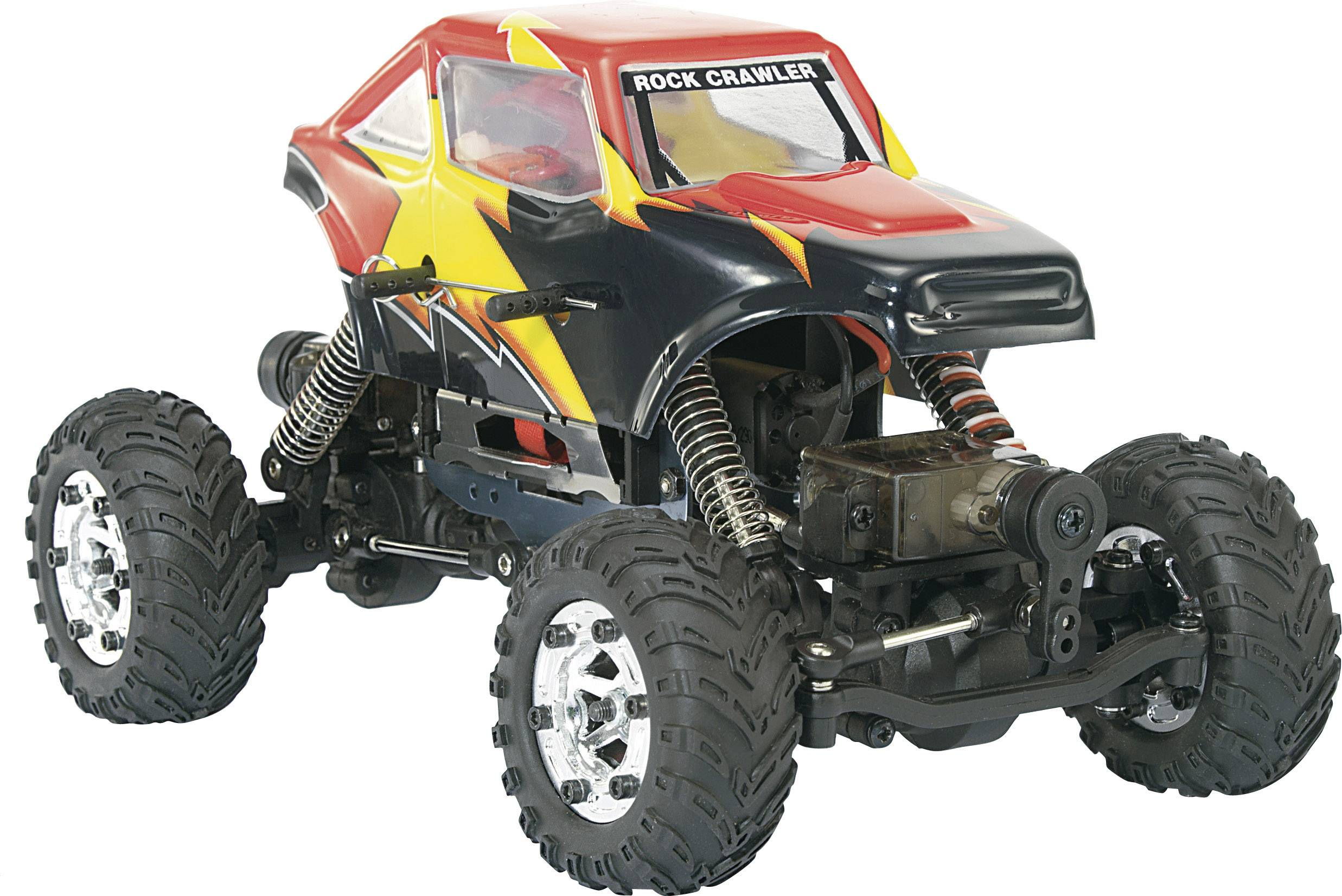 1:24 EP Rock Crawler 4WD