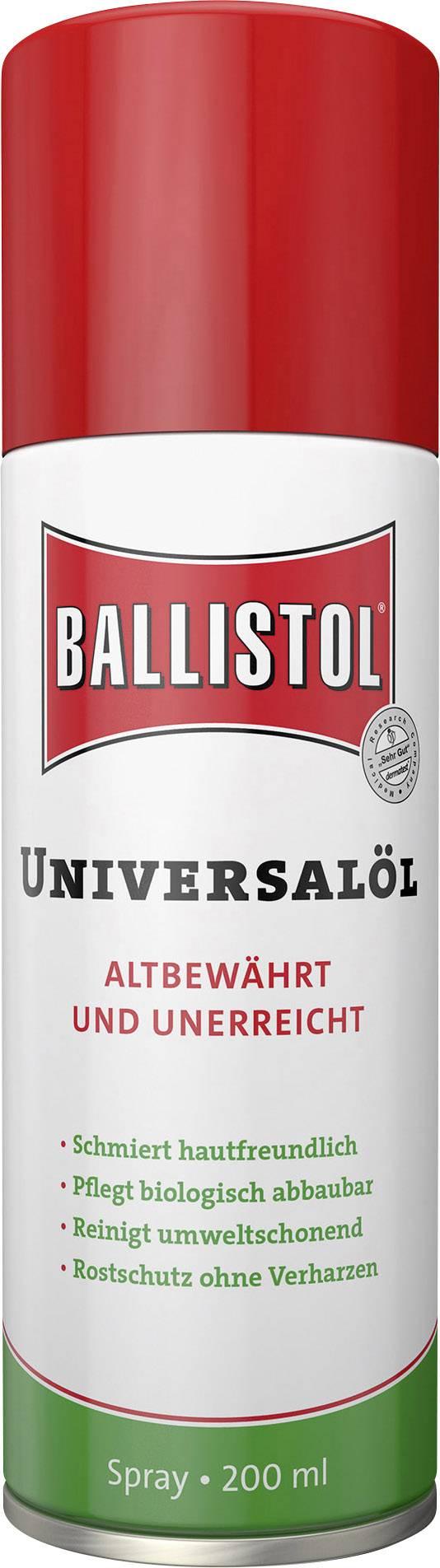 ZBROJNÍ OLEJ BALLISTOL 200 ml