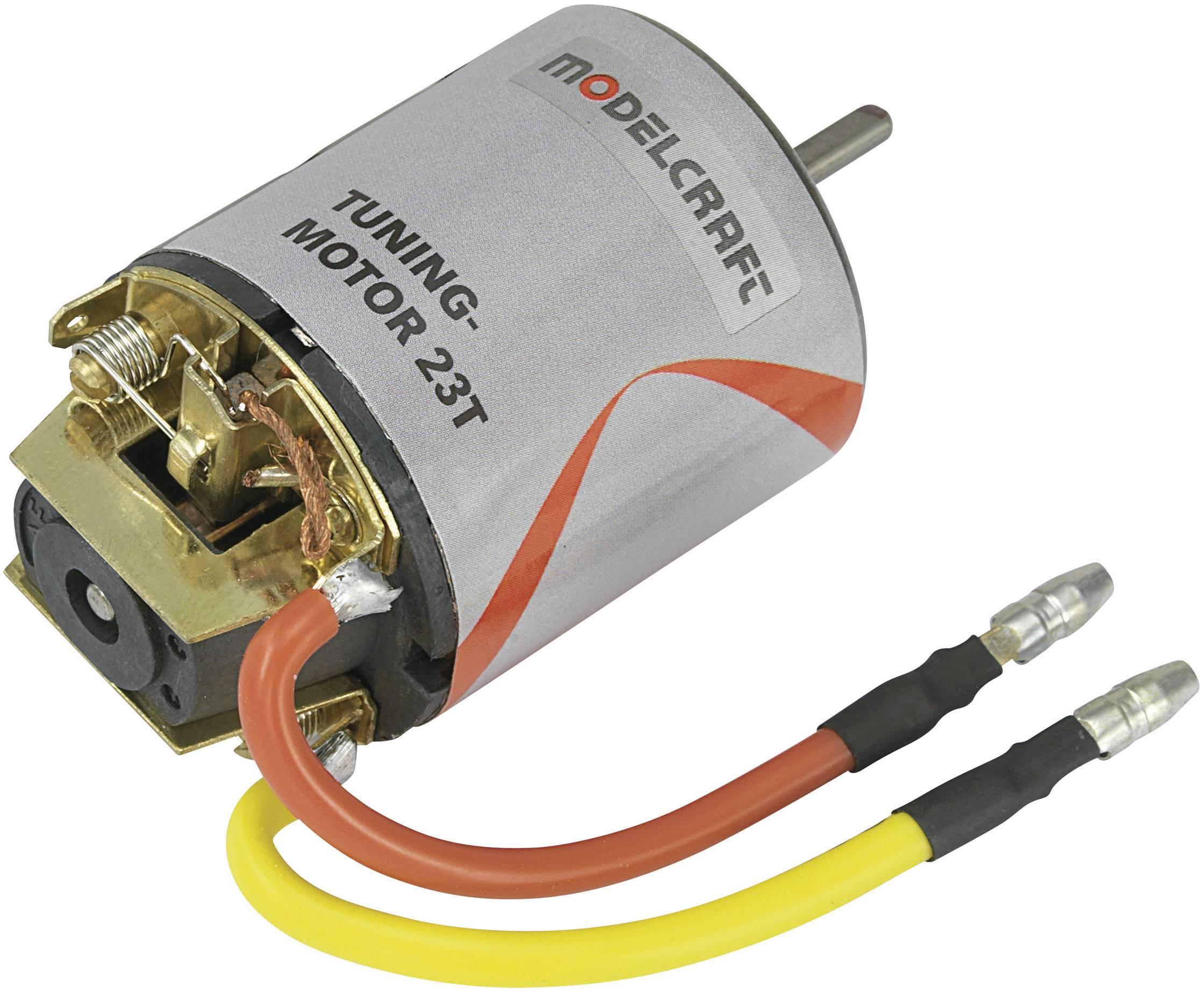 Elektromotor Modelcraft Tuning, 18 924 ot./min., 23 závitů