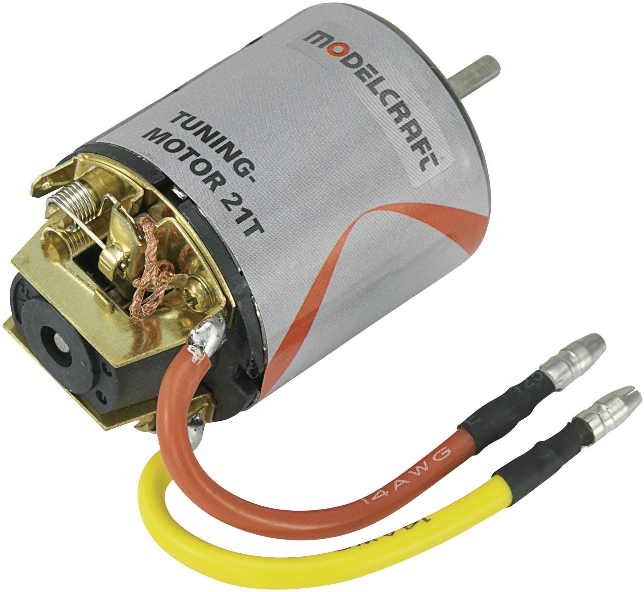 Elektromotor Modelcraft Tuning , 20 731 ot./min., 21 závitů