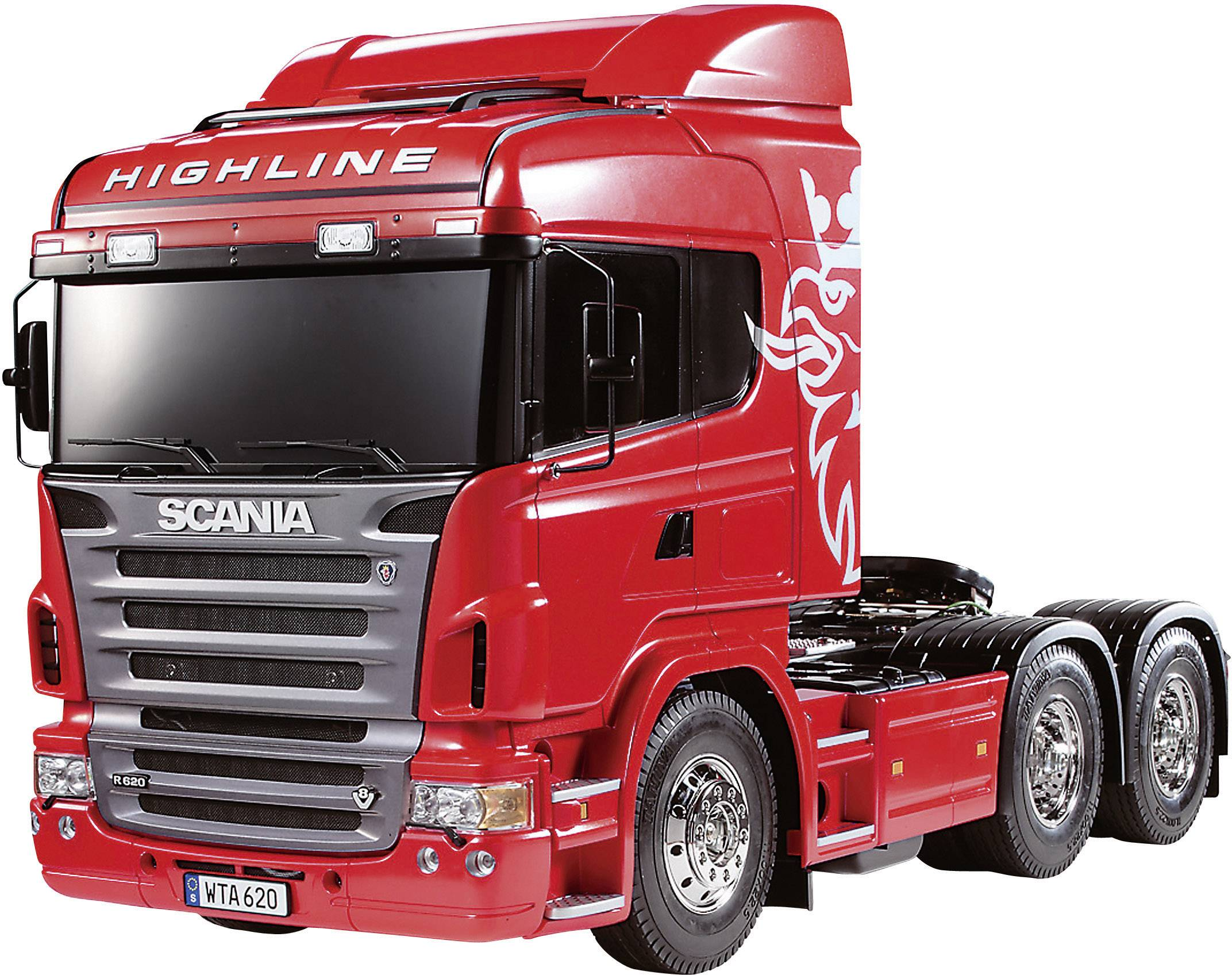Scania R620 6x4 Tamiya 300056323, 1:14 ,BS