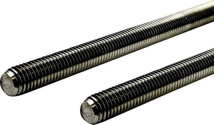 Závitová tyč Reely 10591 M5, M5, 500 mm, oceľ, 1 ks
