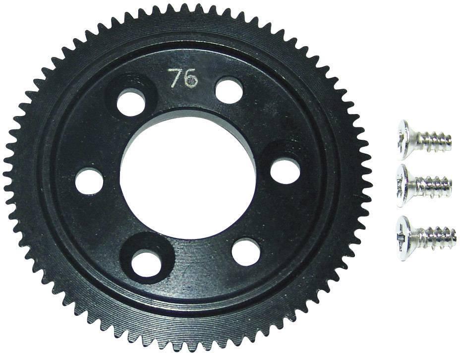 Ocelové hlavní ozubené kolo Reely, 76 zubů (EL0761S)