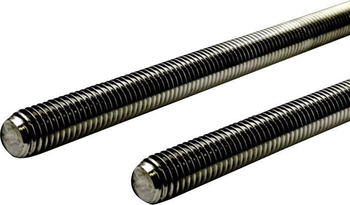 Závitová tyč Reely 10593 M8, M8, 500 mm, oceľ, 1 ks
