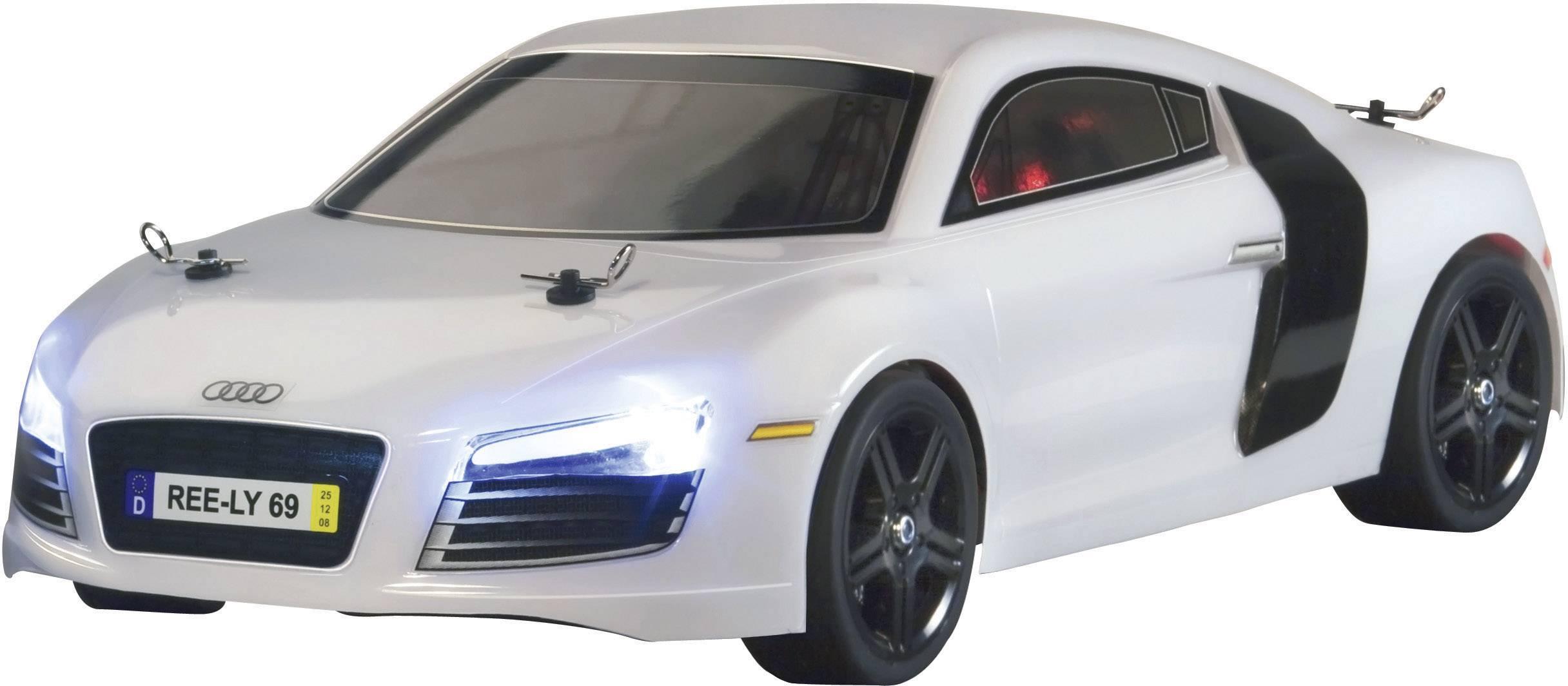 Systém LED osvětlení Audi R8, 1:10