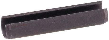 Spojovací upínací čep, Toolcraft 478346, ISO 8752, 3 mm x 18 mm