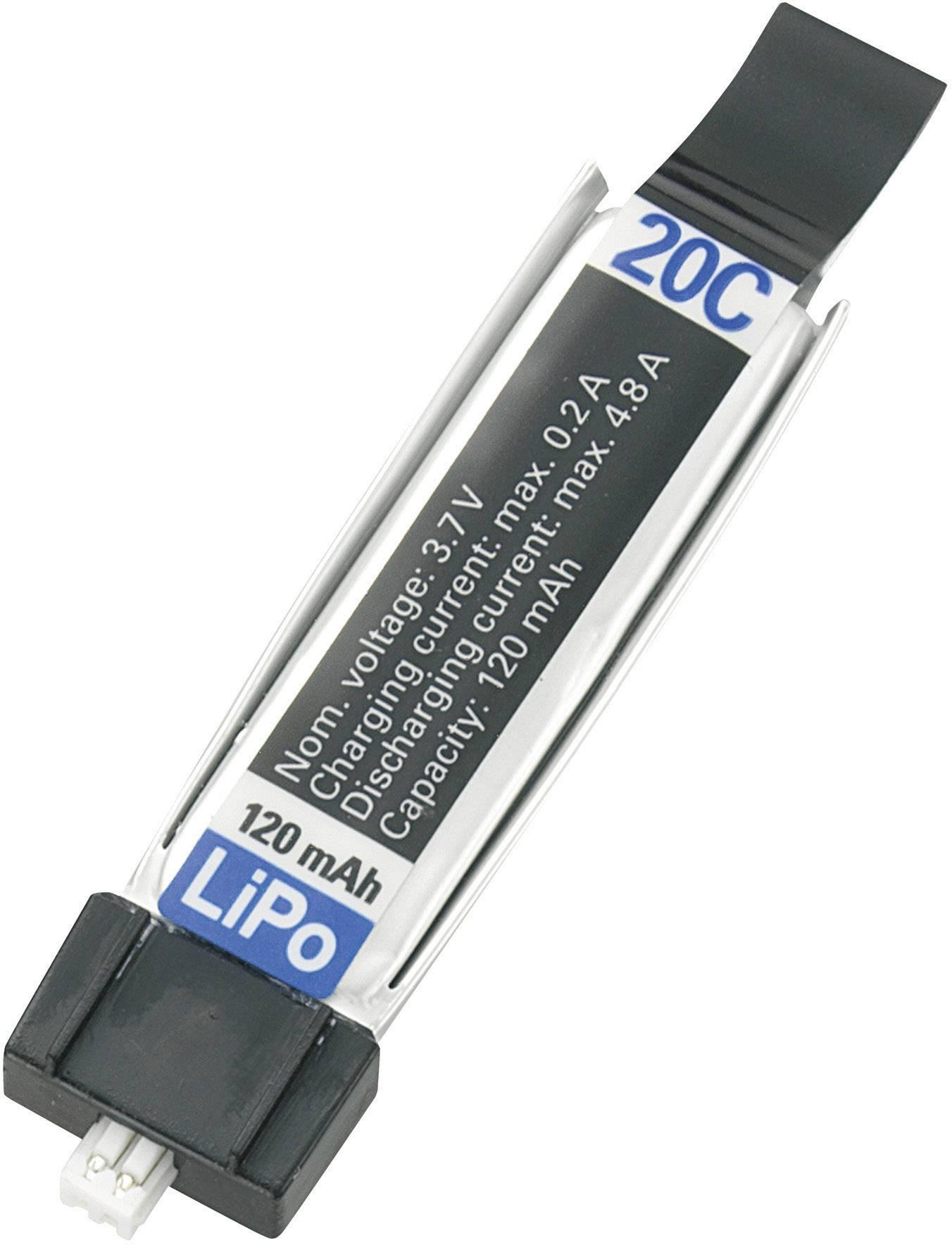 Akupack Li-Pol Conrad energy 467c54, 3.7 V, 120 mAh