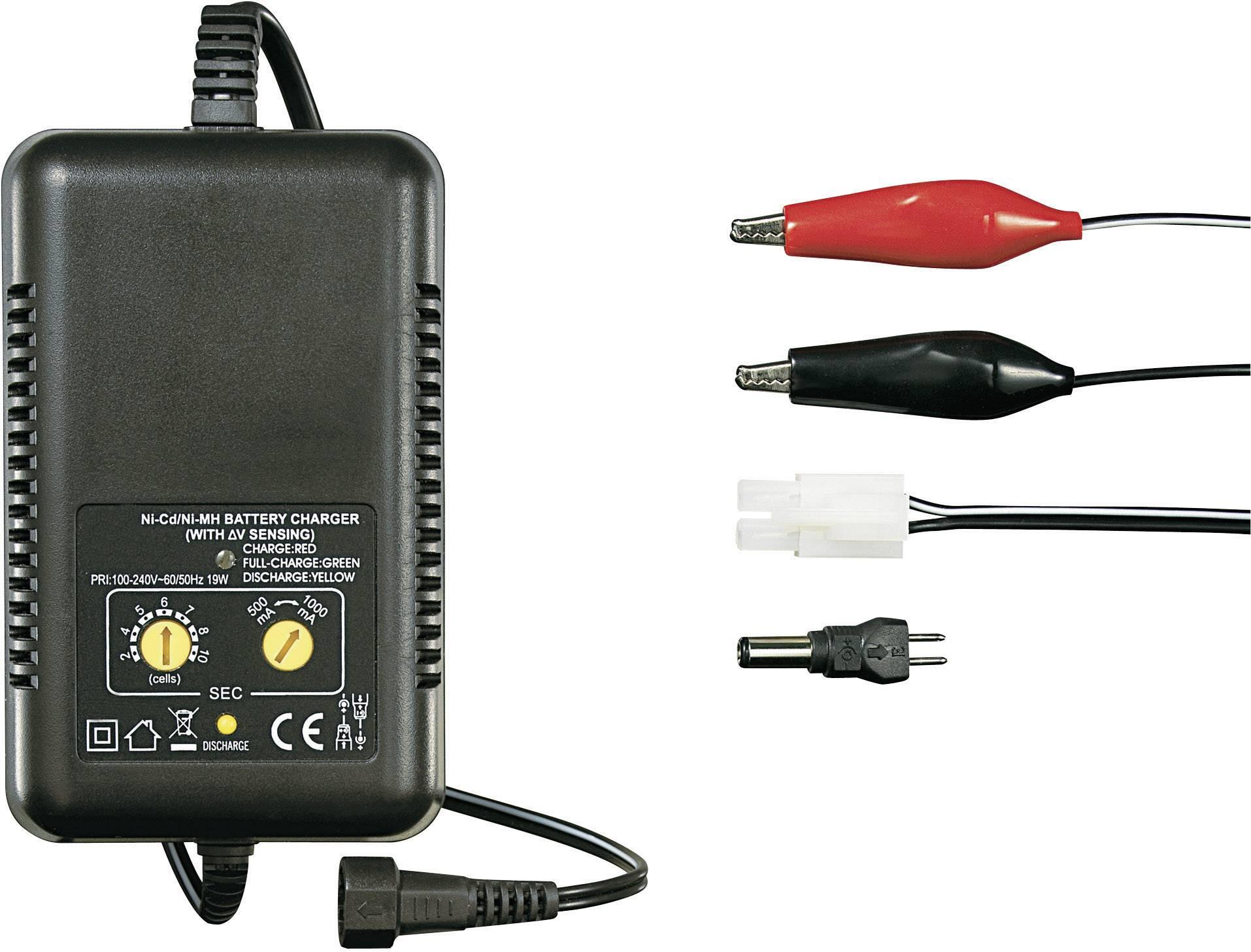 Modelárska nabíjačka VOLTCRAFT MW6168V 237739, 220 V, 1 A