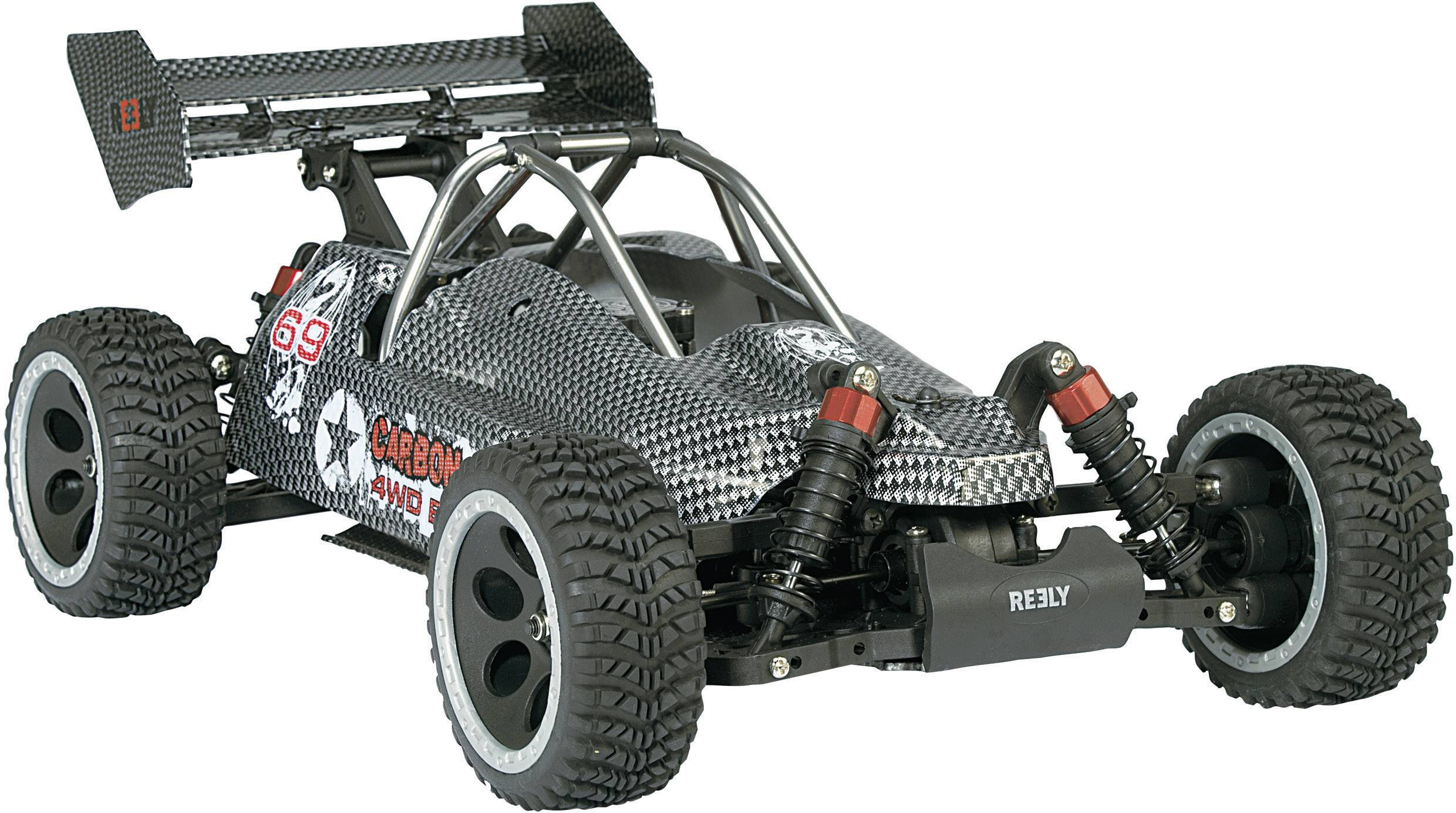 uggy Reely Carbon Fighter Brushless 4WD