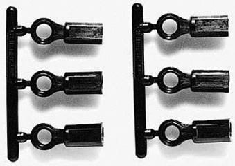 Sada kloubků, 5 mm, 1:10, 6 ks