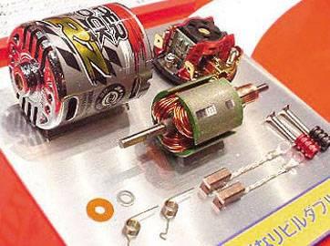 Sada motoru s příslušenstvím Tamyia Stock Motor RZ (53697)