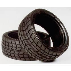 Nízkoprofilové pneumatika Tamiya, 1:10, 26 mm, sada 2 ks