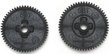 Hlavní ozubená kola Tamiya (53665), TT01, 55 / 58 zubů