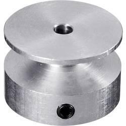 Klínová řemenice hliníková Modelcraft, Ø 4 mm