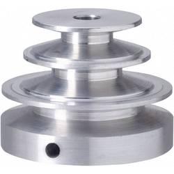 Klínová řemenice hliníková Modelcraft, Ø 6 mm