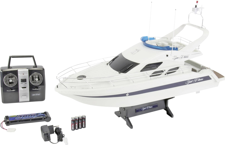 RC model člnu Carson Saint Princess, vr. RC súpravy, 1:20, 27 MHz, RtR