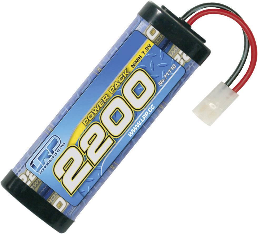 Akupack NiMH LRP Electronic 71110, 7.2 V, 2200 mAh